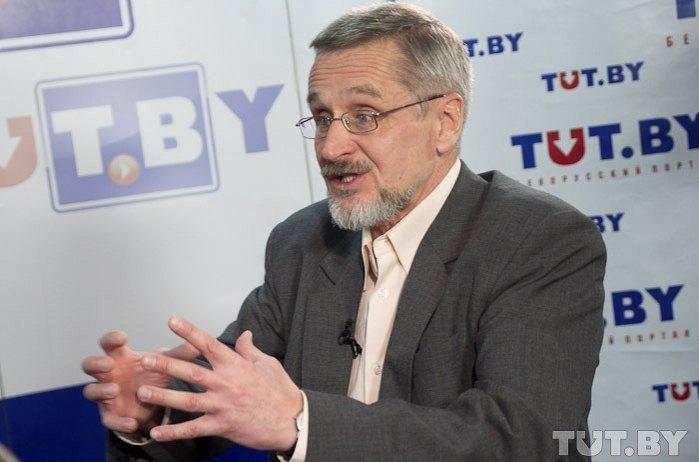 Analyst Alyaksandr Klaskowski