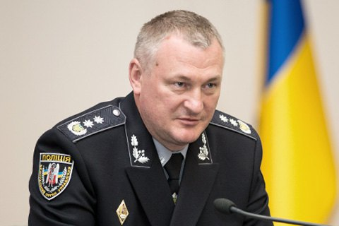 National Police chief resigns