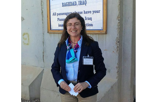 Carmen Romero