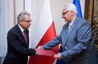 Poland appoints ambassador to Ukraine