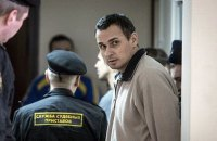 Ukrainian film director imprisoned in Russia goes on hunger strike