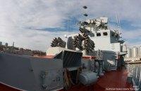 Poroshenko hails Black Sea allied fleet initiative