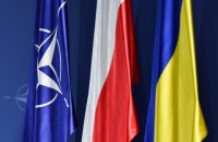 NATO entry up to Ukrainians to decide - president