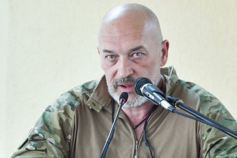 Tuka favours trade with occupied territories