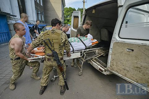 Two paratroopers killed in accident in Kirovohrad Region