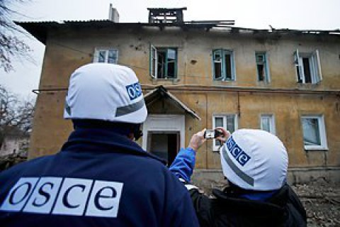 "​Russian security service boasts nailing ""SBU agent"" in OSCE mission"