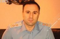 Chief of Odesa regional police bows out