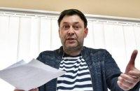 Ukrainian court extends Russian journalist's arrest