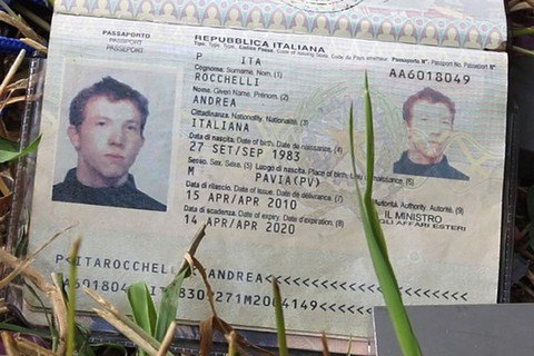 ATO serviceman detained in Italy