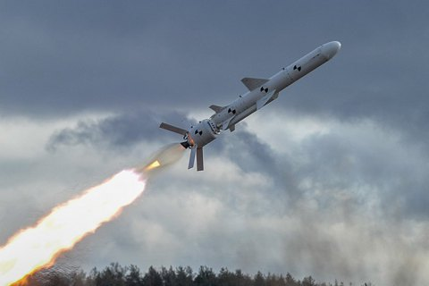 Ukraine successfully tests cruise missile