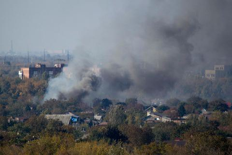 Two killed, eight wounded in Avdiyivka shelling