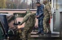 "Ukrainian sailors captured by FSB ""prisoners of war"" – prosecutor"