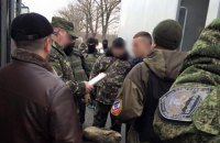 Donetsk separatists hand 18 convicts over to Ukraine