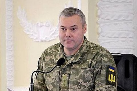 Poroshenko replaces Joint Forces Operation chief