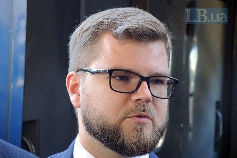 Cabinet dismisses head of Ukrainian Railway