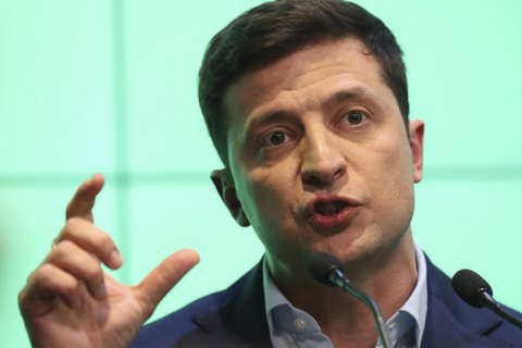 Ukraine president-elect invites business to discussion