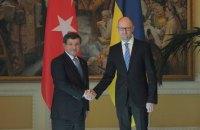 Ukraine, Turkey resume talks on free trade area