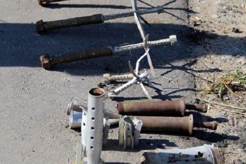 Bomb experts find 31 mines near Stanytsya Luhanska bridge