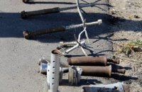 Bomb experts find 31 mines near Stanytsya Luhanska bridge