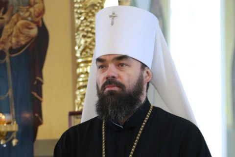 Moscow-run Ukrainian church priest questioned on separatist contacts