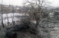 Three civilians wounded in Avdiyivka shelling