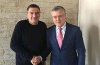 Dobrodomov leaves presidential race in Hrytsenko's favour