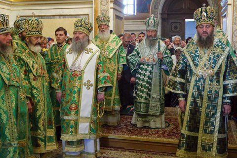 Pro-Russian Ukrainian church refuses to change name