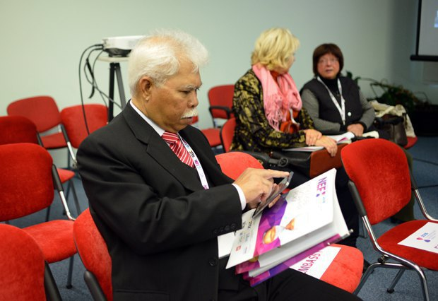 Malaysian ambassador to Ukraine Chuah Teong Ban