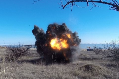 Three Ukrainian troops injured since midnight – ATO HQ