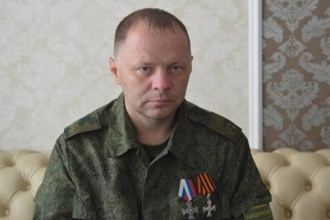 "Donetsk separatists report attack on ""defence minister"""