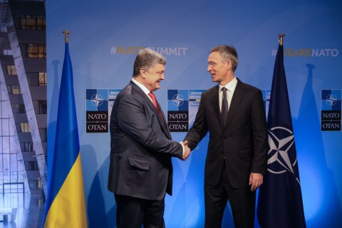 Ukraine, NATO leaders: Russia must withdraw troops