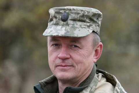 Ukraine's Special Operations chief appointed