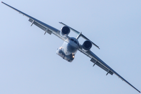 Ukraine draws US investments for mass production of AN-74
