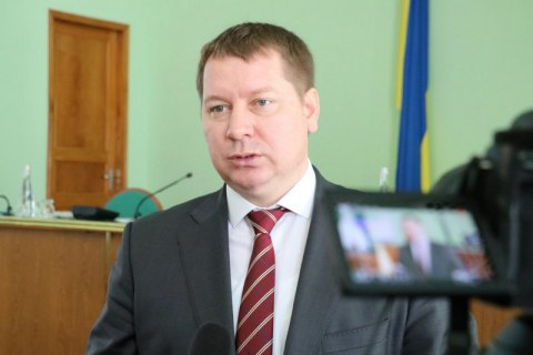 SBU searches ex-head of Kherson regional administration