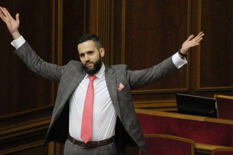 New liberal political movement said in making in Ukraine