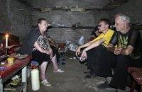 Most of Luhansk region de-energized