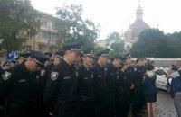 Ukraine completes launch of patrol police