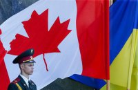 Canada Senate OKs second reading of bill on FTA with Ukraine