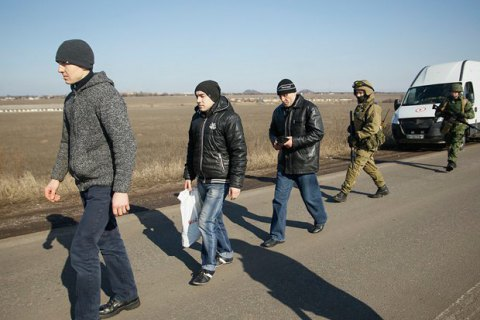 Donetsk says ready to exchange eight Ukrainians for 228 militants