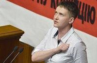 Savchenko back on hunger strike