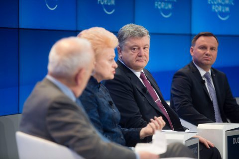 Poroshenko: combatting corruption my top priority