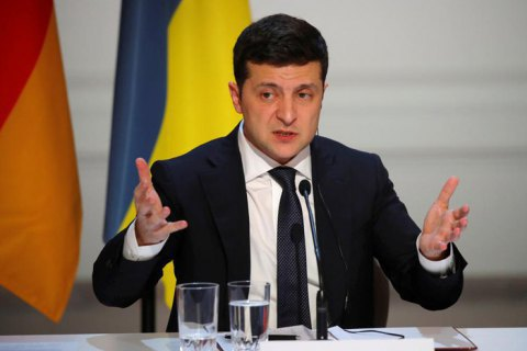 "Zelenskyy sees resistance of ""old elites"" behind clashes"