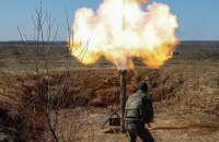 Pro-Rusian militants resume shelling in east