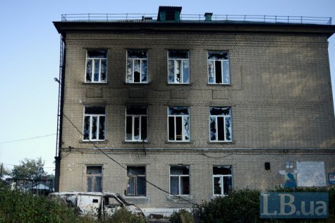 Over 700 schools damaged in Donbas since 2014 – UNICEF