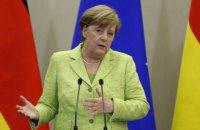 Merkel sees no need for new agreement on Donbas settlement