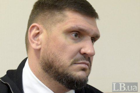 Mykolayiv governor asks for suspension