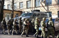 Special police deployed to de-energized Avdiyivka