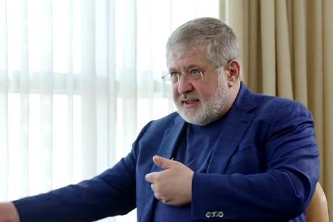 "Kolomoyskyy: if Russia ""shoves off"", war will end in two weeks"