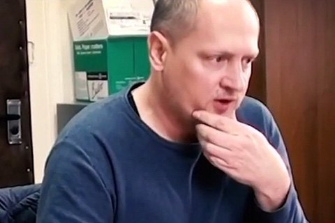 Ukrainian journalist sentenced to eight years in Belarus