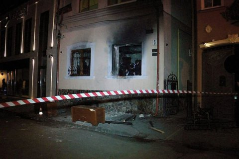 Police conclude probe into attacks on Hungarian culture centre in Uzhhorod